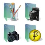 Justin's Picture folder icons by CitizenJustin