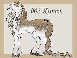 005 Kronos by RR-Nordanners