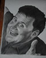 Peter Kay by ximina