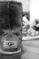 uggs by SUNphotography