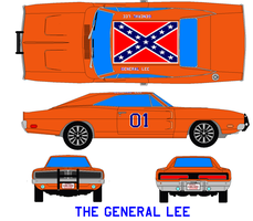 The General Lee by bagera3005