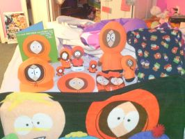 Kenny Collection by SkunkyRainbow270