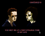 Fight club on my Megadrive by Yaguete