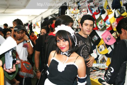 TNT15 h by cosplayMexico