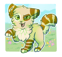 Everfall Chibi (YCH) by CascadingSerenity
