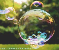 bubbles by syd-aney