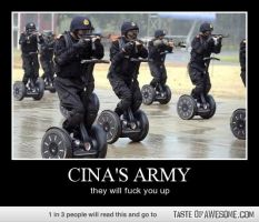 China's Army by Pokefan117