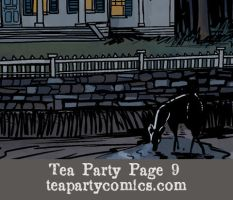 Tea Party: An American Story, Page 9 by Theamat