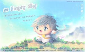 Shiraishi Kuranosuke is singing Empty Sky by Kauthar-Sharbini