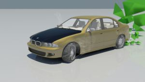 BMW Classic Dirt Style by Binary-Map