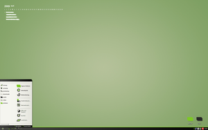 my desktop on 2009.04.03 by The-Golden-Brown