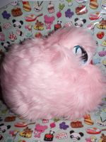 (MLP) Fluffle Puff Plushie (Left Side) by KrazyKari