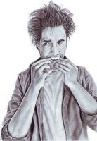 Scary Robert Pattinson by Edward-Cullen-Fans