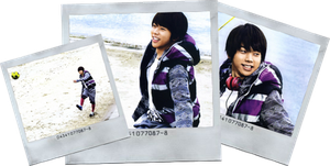Massu - Umi polaroids by News-no-fan