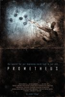 Prometheus Poster by Dwayne-L