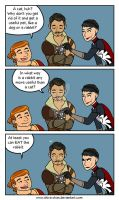 Dragon Age: Inquisition - Inquisitor's Kitties P3 by Shira-chan