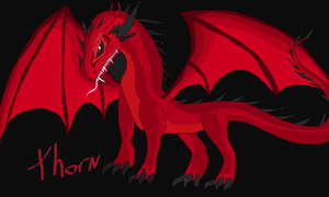 Thorn by dragolover95
