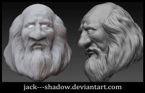 Dwarf by Jack---Shadow