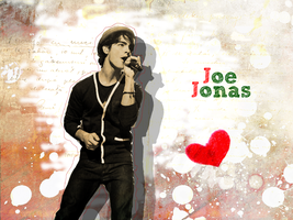 Joe Jonas Blend by shizz-alexz