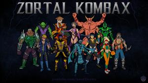 Zortal Kombax by AnutDraws