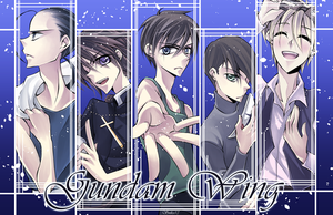 GW: Winter Bookmark Poster by YummySuika