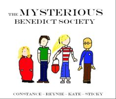 Mysterious Benedict Society by LaLaLii