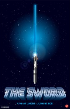 the sword poster take two by Satansgoalie