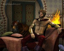 Sultan Nazari by sithlordsims
