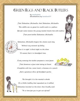 Green Eggs And Black Butlers part 1 by karabasik17