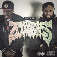 Flatbush Zombies by GhostGraphics