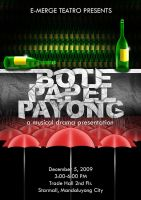 BOTE,PAPEL,PAYONG by dEJavu-1