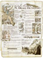 The Uncharted Dictionary by YumeSprite