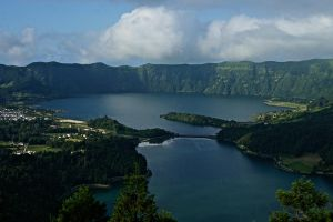 Seven Cities Lakes - Azores by Rui-Moreira