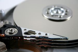 Inside a Hard Drive by 611productions
