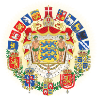 Greater coat of arms of the Scandinavian Empire by Regicollis