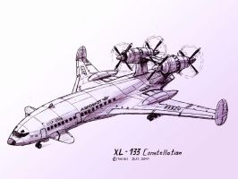XL-133 Constellation by TheXHS