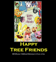 Happy Tree Friends by davidprogamer64
