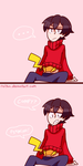 Pikachu needs a sweater too. by relyon