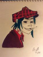 Demon Days 2D (Finished) by hetalialuver3299
