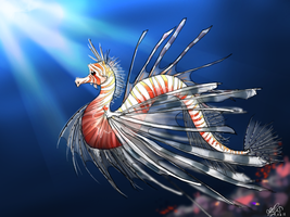 Seahorse by NastyLady