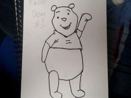 Pooh Bear #1 by Somers01