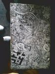 doodle on Table XD by nazrud