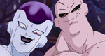 DB Super redraw Freezer and Super Buu episode 76 by hinataconsuegra