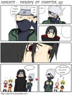 Naruto - Itachi's Eyesight by Didi-hime