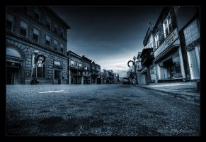 The Tell of a Street by DuvallGear