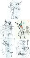 Scribble dump by Chebits