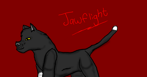 Jawflight by PsychtehWolf