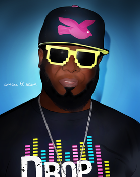 T-pain by issam-gfx