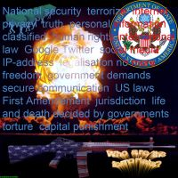 Internet terrorism by the US by ShikakuEntei
