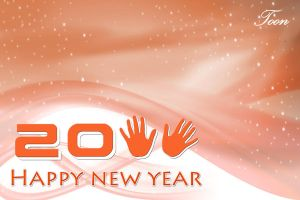 Happy new year 2010 by fatten